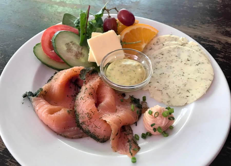 Frühstücke im Karlsons